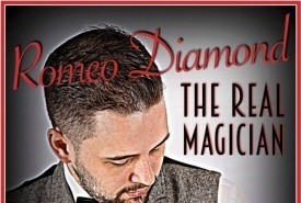 Romeo Diamond The Real Magician - Mentalist / Mind Reader Exeter, South West