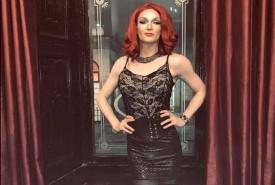Nomi Divine  - Drag Queen Act Glasgow, Scotland