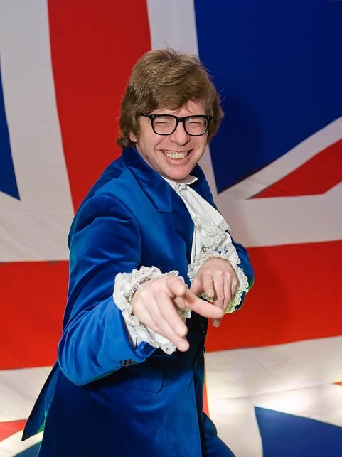 Austin Powers Lookalike North Of England Brian Allanson