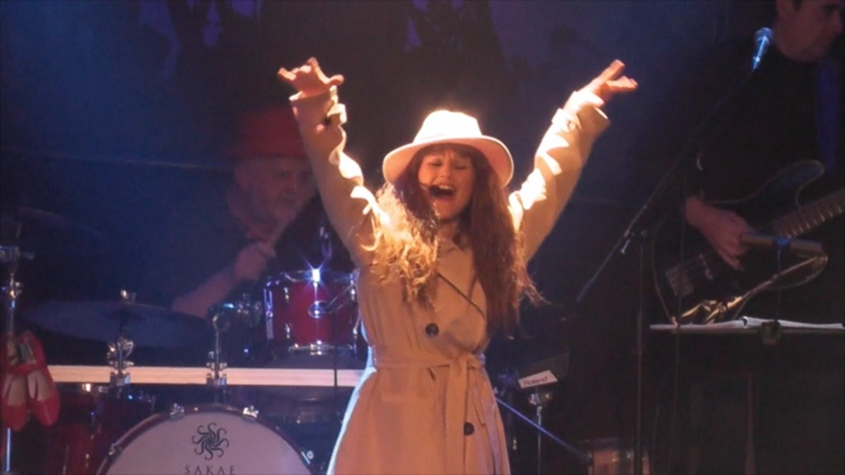 Red Shoes Kate Bush Tribute Band