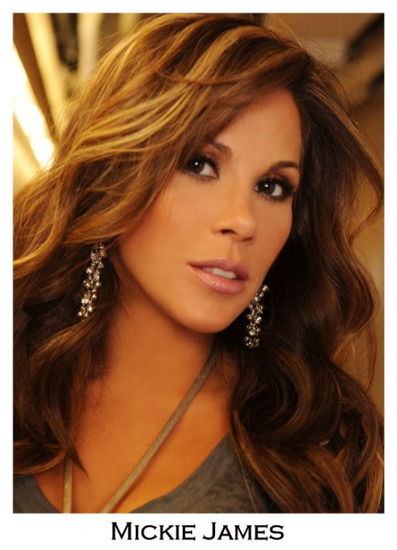 mickie james completely naked