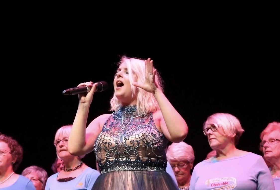 Female Singer   Scotland   Nicola McLeod   Entertainers Worldwide