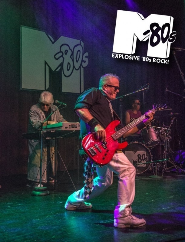 The M-80s - 80s Tribute Band in Birmingham, Alabama ...