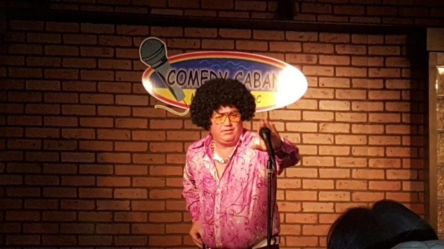 Comedy Magician Michael Bairefoot Image