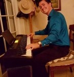 Pianist / Keyboardist - Jose Luis