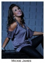 Female Singer / Vocalist - Mickie James