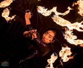 Leen illusions - Fire Performer - Kalamazoo, Michigan