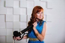 Ginger - Violinist - Rostov-on-Don, Russian Federation