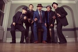 Goosebumps - Swing Band - Canterbury, South East