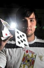 Kavano - Close-up Magician - Cumbria, North West England