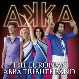 AKKA - The European ABBA Tribute band - Abba Tribute Band - Italy, Italy