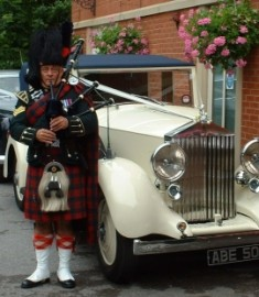 Probagpipes - Bagpiper - Bury St Edmunds, East of England