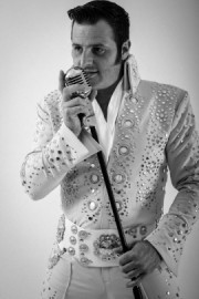 Stuart Horne - Elvis Tribute Act - Yeovil, South West