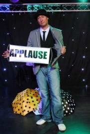 Darren Wray - Cabaret Magician - Leeds, Yorkshire and the Humber