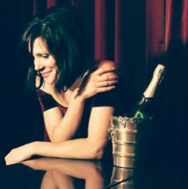 Sarah Flotel - The Queen of Vintage...Anything Goes - Jazz Singer - London, London