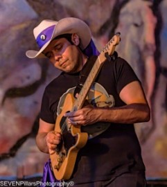Chris DeVore - The Karate Cowboy  - Cover Band - Austin, Texas