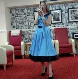 Rebecca Done - Female Singer - Leek, Midlands
