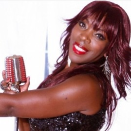 Sharn Adela - Female Singer - East London, London