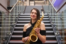 Phoebe Turner - Saxophonist - Letchworth Garden City, East of England