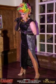 Miss Bon Qui Qui D'lite - Drag Queen Act - Neath, Wales