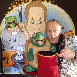 Johnny G Bristol children's party Entertainer and kid's magician - Children's / Kid's Magician - Bristol, South West