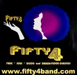 FIFTY4 - Function / Party Band - West Midlands, Midlands