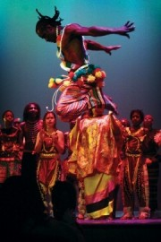 Sogo African Traditional and Music and Dance Ltd - Dance Act - Accra, Ghana