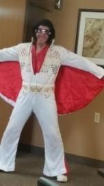 Elvis Singing Telegrams Weddings - birthday parties - corporate events - fun for everyone - Elvis Impersonator - Detroit, Michigan