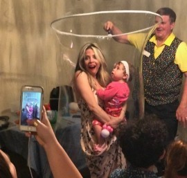Twisted Creations - Bubble Performer - MAHWAH, New Jersey