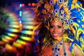 Tropicalia Latin Brazilian Show - Dance Act - South Ruislip, London