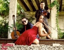 SALMOS TRIO - Trio - Santa Clara, Cuba