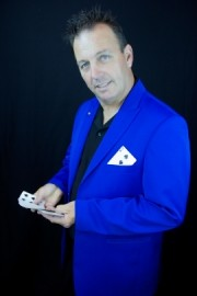 Chris Yuill - Cabaret Magician - Port Moody, British Columbia