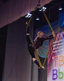 Irina Lialina - Aerialist / Acrobat - Russia, Russian Federation