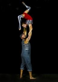 RAD Acrobatic Circus - Acrobalance / Adagio / Hand to Hand Act - USA, Oregon