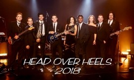 Head Over Heels Band image