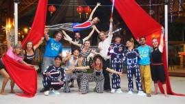 Dancer,costume character performer,led poi dancer - Costumed Character - Pattaya thailand, Thailand
