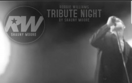 Robbie Williams & Olly Murs Tribute by Shauny Moore - Olly Murs Tribute Act - United Kingdom, Midlands