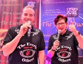 The Everly Others Party Duo - Duo - London, South East