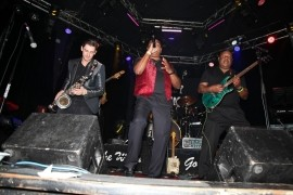 Special Request Ft. Rey T. - Soul / Motown Band - Las Vegas, Nevada