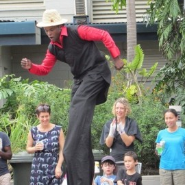 Acrobatic - Other Tribute Act - Papua New Guinea