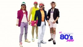 The Electric 80's Band - 80s Tribute Band - Cardiff, Wales