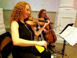 The Scot String Duo - Classical Duo - Glasgow, Scotland