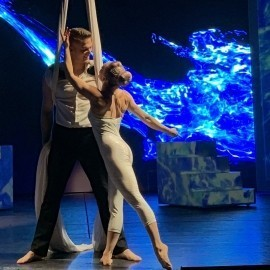 Duo Synergy  - Aerialist / Acrobat - Sydney, New South Wales