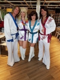 Super Swedes - Abba Tribute Band - Chorleywood, East of England