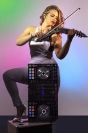 Razzvio - Electric Violinist - Monterey, California
