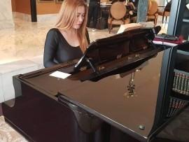 Singing Pianist / Female Pianist - Multi-Instrumentalist - Philippines