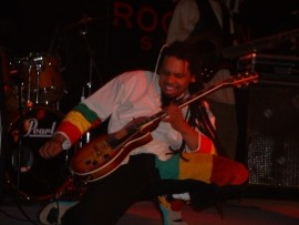 The Ultimate Bob Marley Tribute - 70s Tribute Band - San Clemente, California