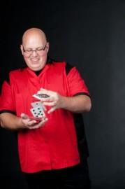 Malik Haddad - National Headlining Comedy Magician - Comedy Cabaret Magician - Braintree Town, Massachusetts