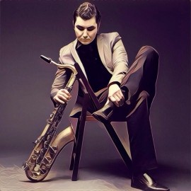 Dani Yard - Saxophonist - Moscow Russia, Russian Federation