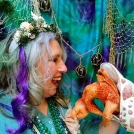 Grandma Mermaid - Other Artistic Entertainer - Corvallis, Oregon